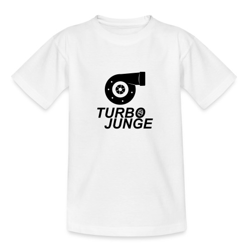 Turbojunge! - Teenager T-Shirt