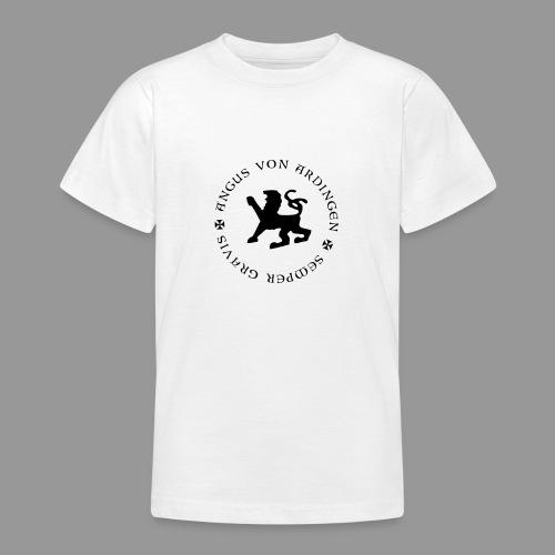 angus von ardingen semper gravis - Teenager T-Shirt