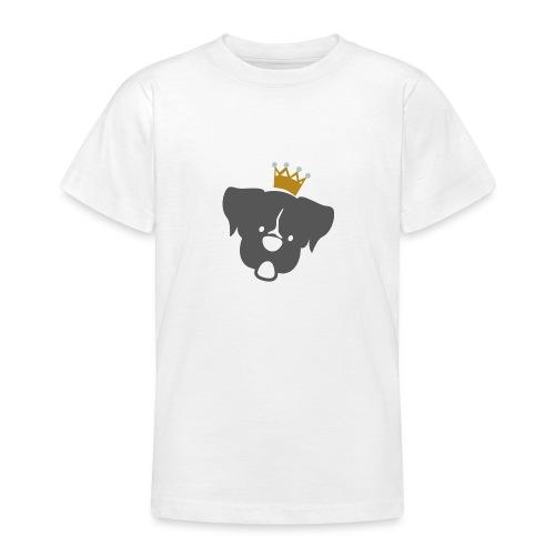 Prinz Poldi grau - Teenager T-Shirt