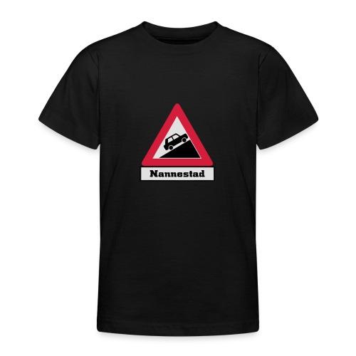 brattv nannestad a png - T-skjorte for tenåringer
