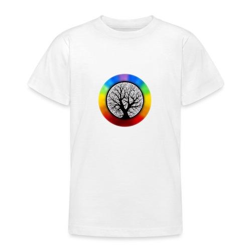 tree of life png - Teenager T-shirt