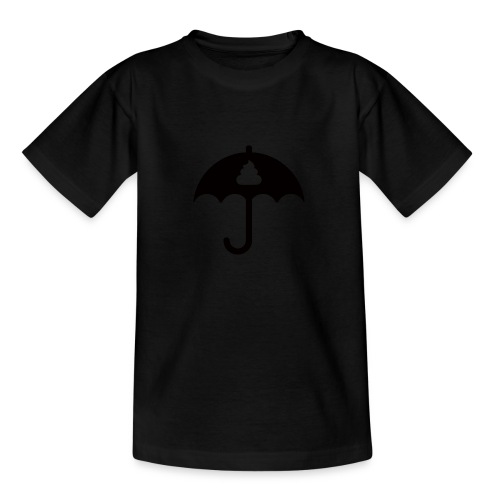 Shit icon Black png - Teenage T-Shirt