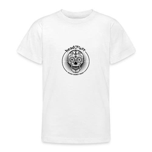 hC logoII star - Teenager T-Shirt