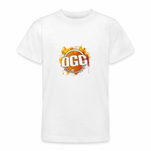 Merchlogo mega png - Teenager T-shirt
