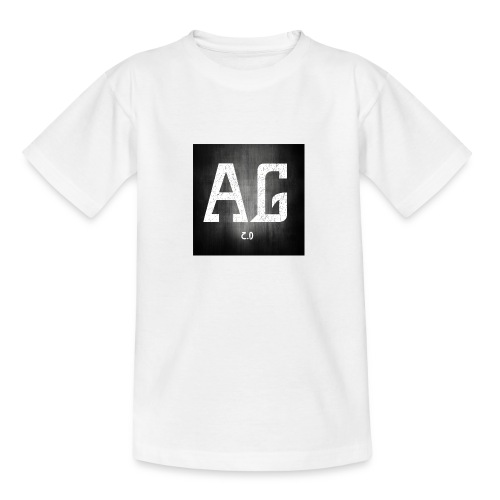 AGLOGO20-png - Teenager T-shirt