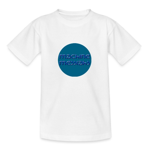 mm - button - Teenage T-Shirt