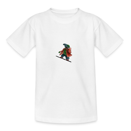 Snowboard - Teenage T-Shirt