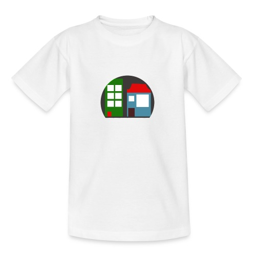 Minetopia T-Shirt - Teenager T-shirt