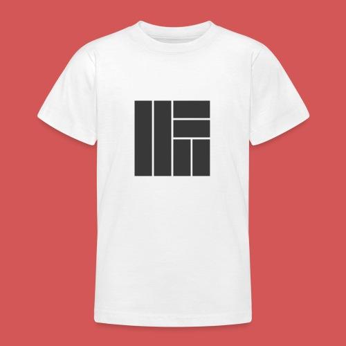 NÖRCup Black Iconic Edition - Teenage T-Shirt