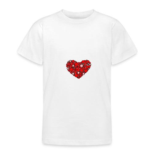 Hjertebarn - Teenager-T-shirt