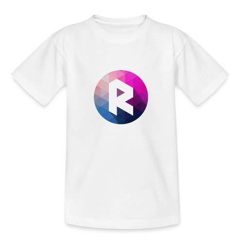 radiant logo - Teenage T-Shirt