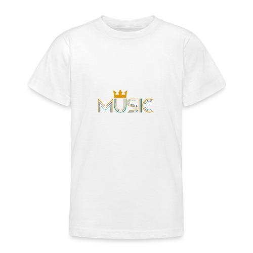 Music Bag - Camiseta adolescente