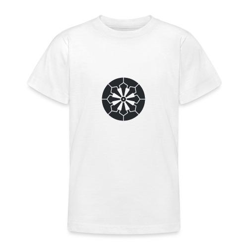 Sanja Matsuri Komagata mon dark grey - Teenage T-Shirt