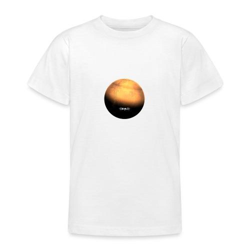 MARS Planet - T-shirt Ado