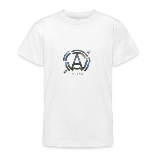 AlphaOfficial Logo T-Shirt - Teenage T-Shirt