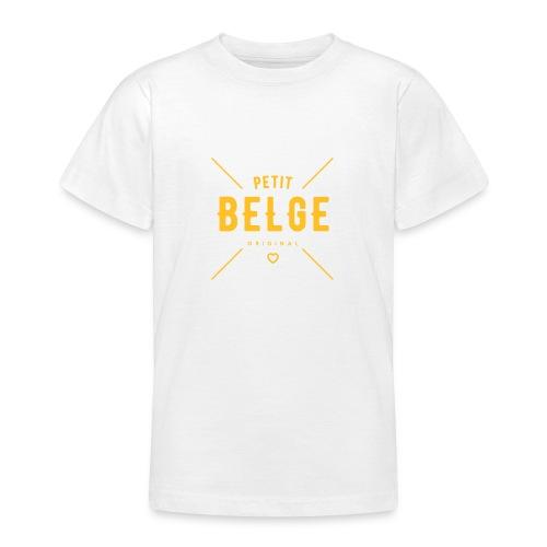 petit belge original - T-shirt Ado