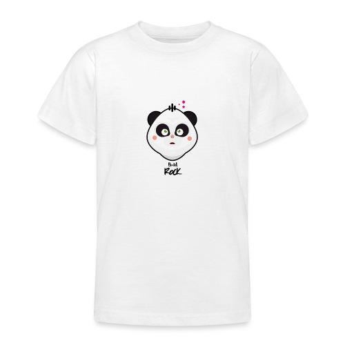 panda rock - T-shirt Ado