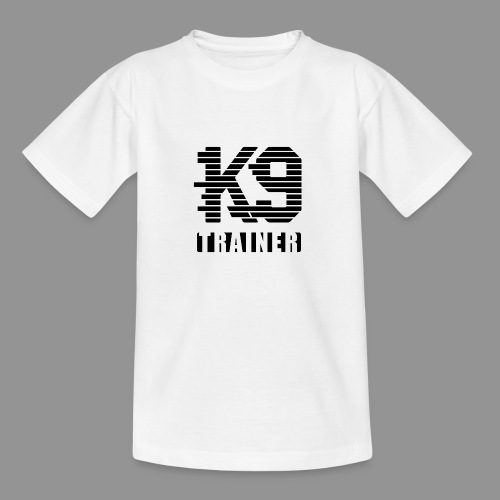 k9-trainer - Teenage T-Shirt