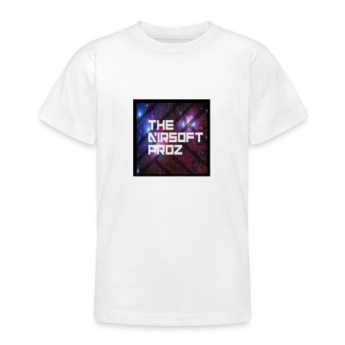 TheAirsoftProz Galaxy Mens Long Sleeve - Teenage T-Shirt
