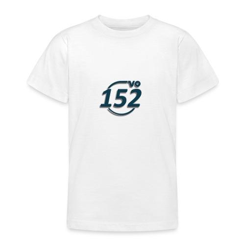152VO Klassenzeichen petrol ohne Text - Teenager T-Shirt