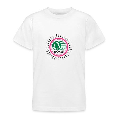 Planète home sweet home - Teenage T-Shirt