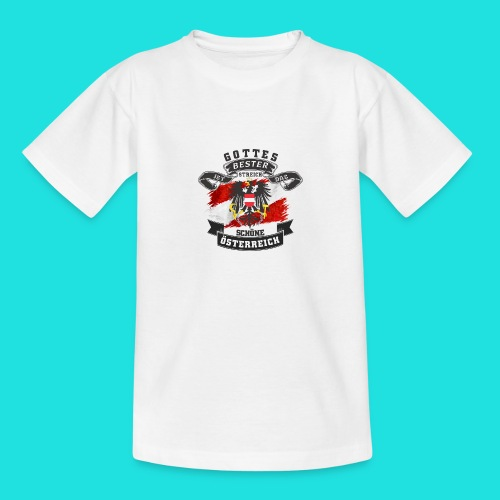 Austria shirt - Teenager T-Shirt