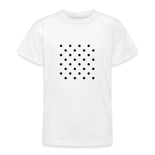 Dot box - Teenage T-Shirt