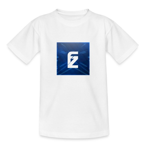 FLeXzZ_Logo_YT - Teenager T-shirt