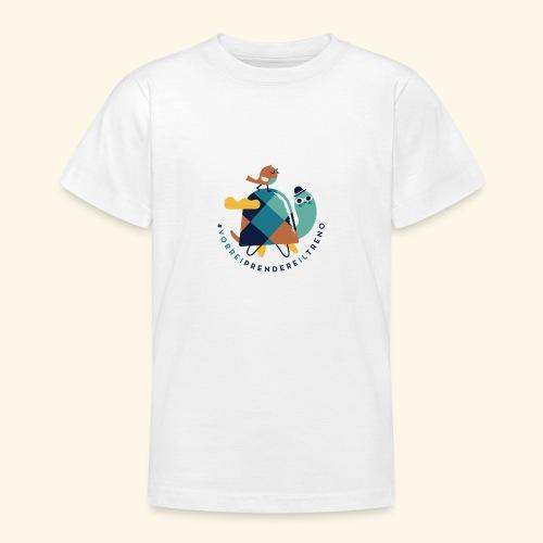Tartaruga e uccellino - Maglietta per ragazzi