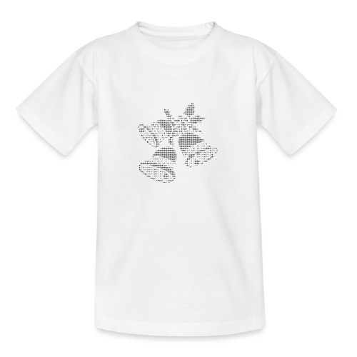 Isle of Xmas Bells Geek - Teenage T-Shirt