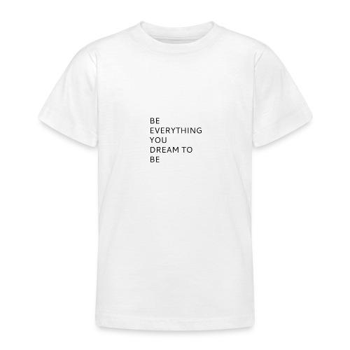 Dreamer - Nuorten t-paita