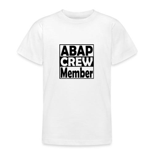 ABAPcrew - Teenager T-Shirt