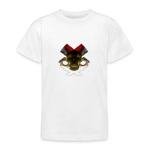 crane pistonné eclair - T-shirt Ado