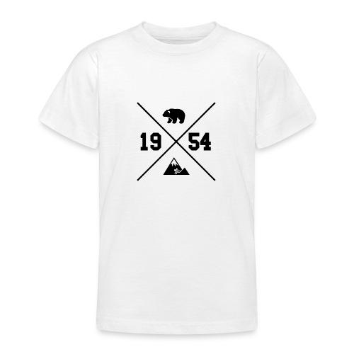 Karhuvuori -baseballhuppari - Nuorten t-paita