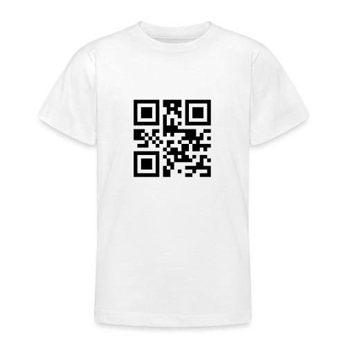 Sono Single QR Code - Maglietta per ragazzi