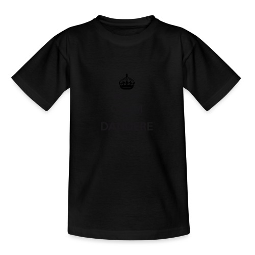 Dandere keep calm - Teenage T-Shirt