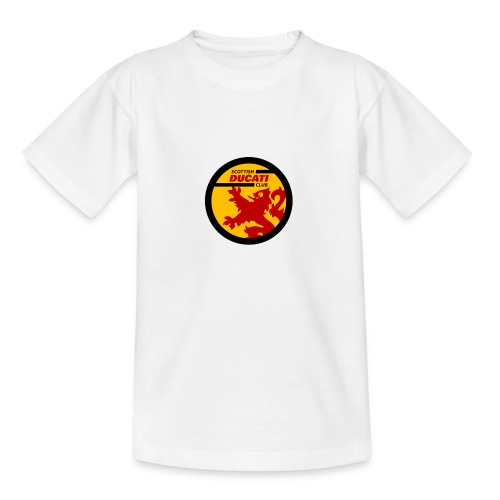GIF logo - Teenage T-Shirt