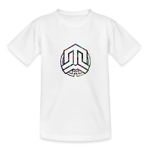 Cookie logo colors - Teenage T-Shirt