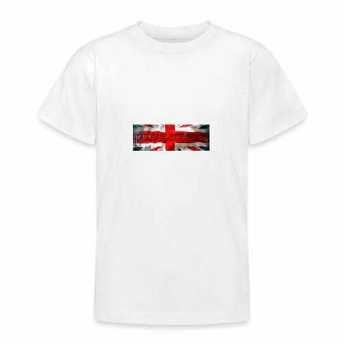 Inline Hockey Great Britain - T-shirt Ado