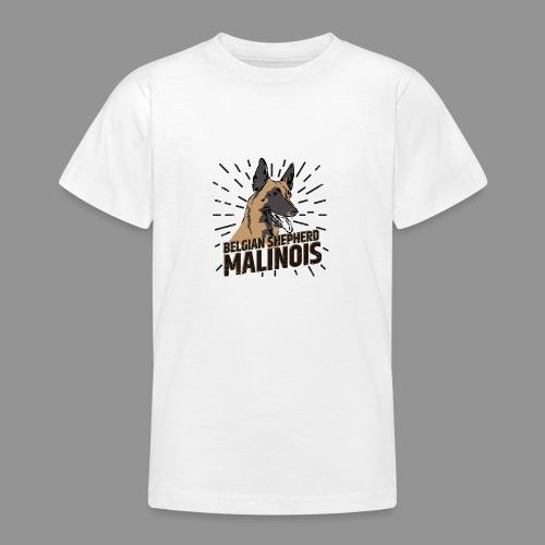 Belgian shepherd - Teenage T-Shirt