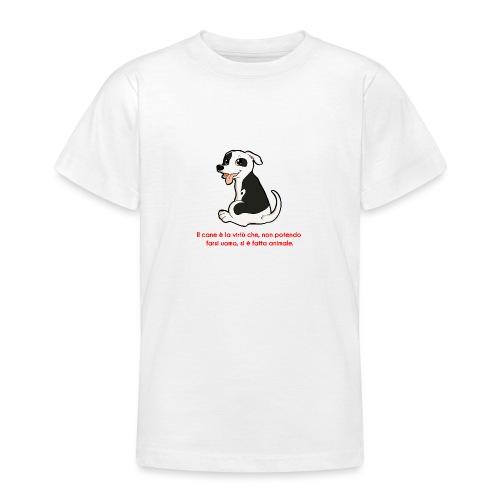 Aforisma cinofilo - Maglietta per ragazzi