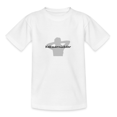 Keksvernichter - Teenager T-Shirt