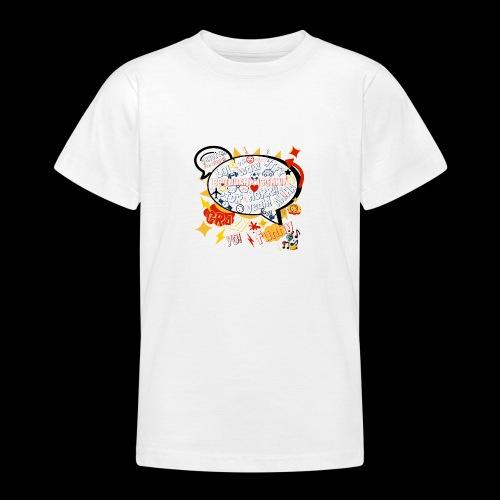 crazystreettalk - T-shirt Ado