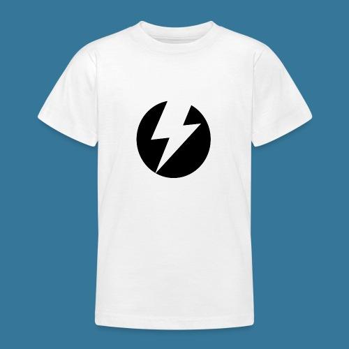 BlueSparks - Inverted - Teenage T-Shirt