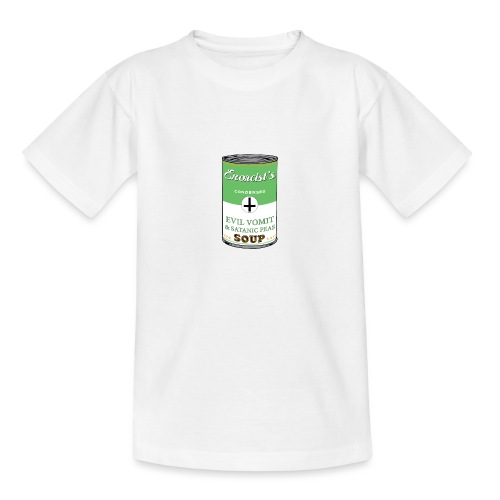 Exorcist's soup - T-shirt Ado
