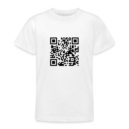 QR Code Geek - T-shirt Ado
