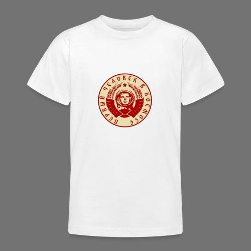 Cosmonaut 2c - Teenage T-Shirt