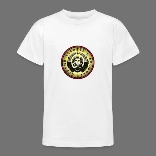 Cosmonaut 4c retro - Teenage T-Shirt