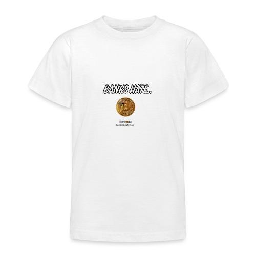 Baks hate - Maglietta per ragazzi