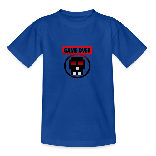 Game over - Teenager T-Shirt